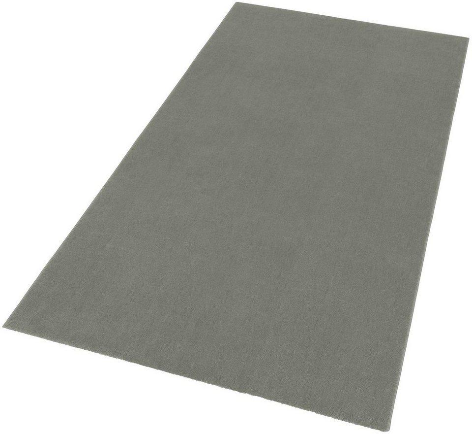Teppich, Astra, »Pisa«, gewebt in grau