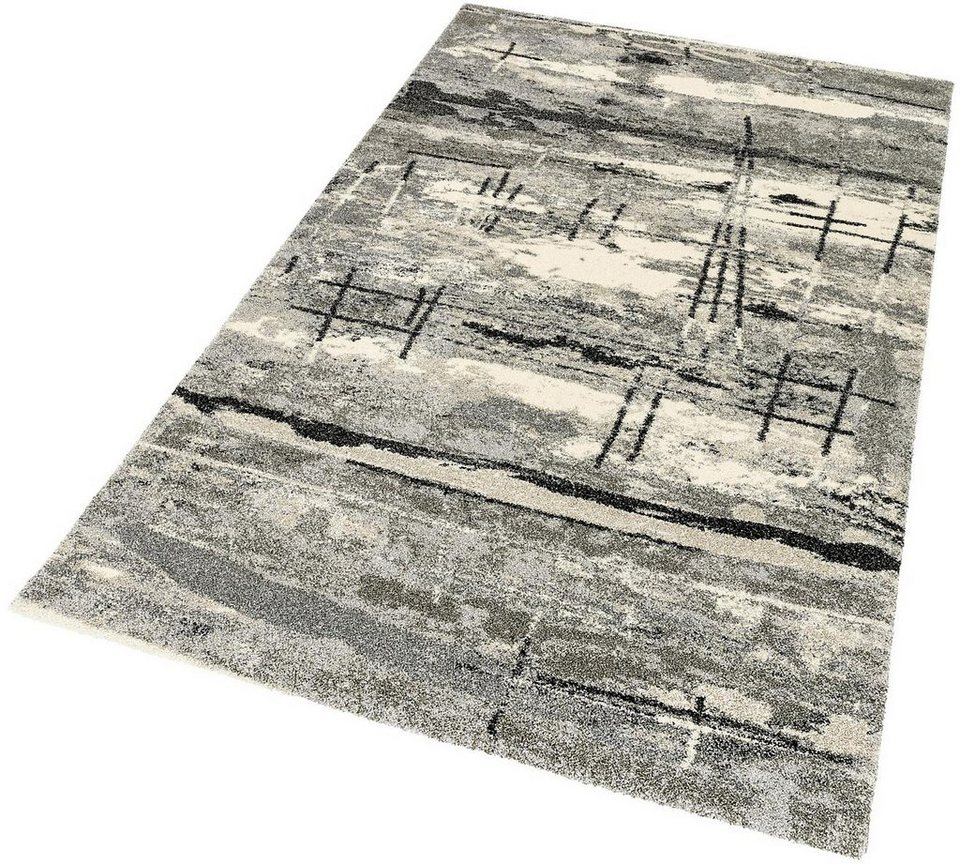 Teppich, Astra, »Samoa 162«, gewebt in grau