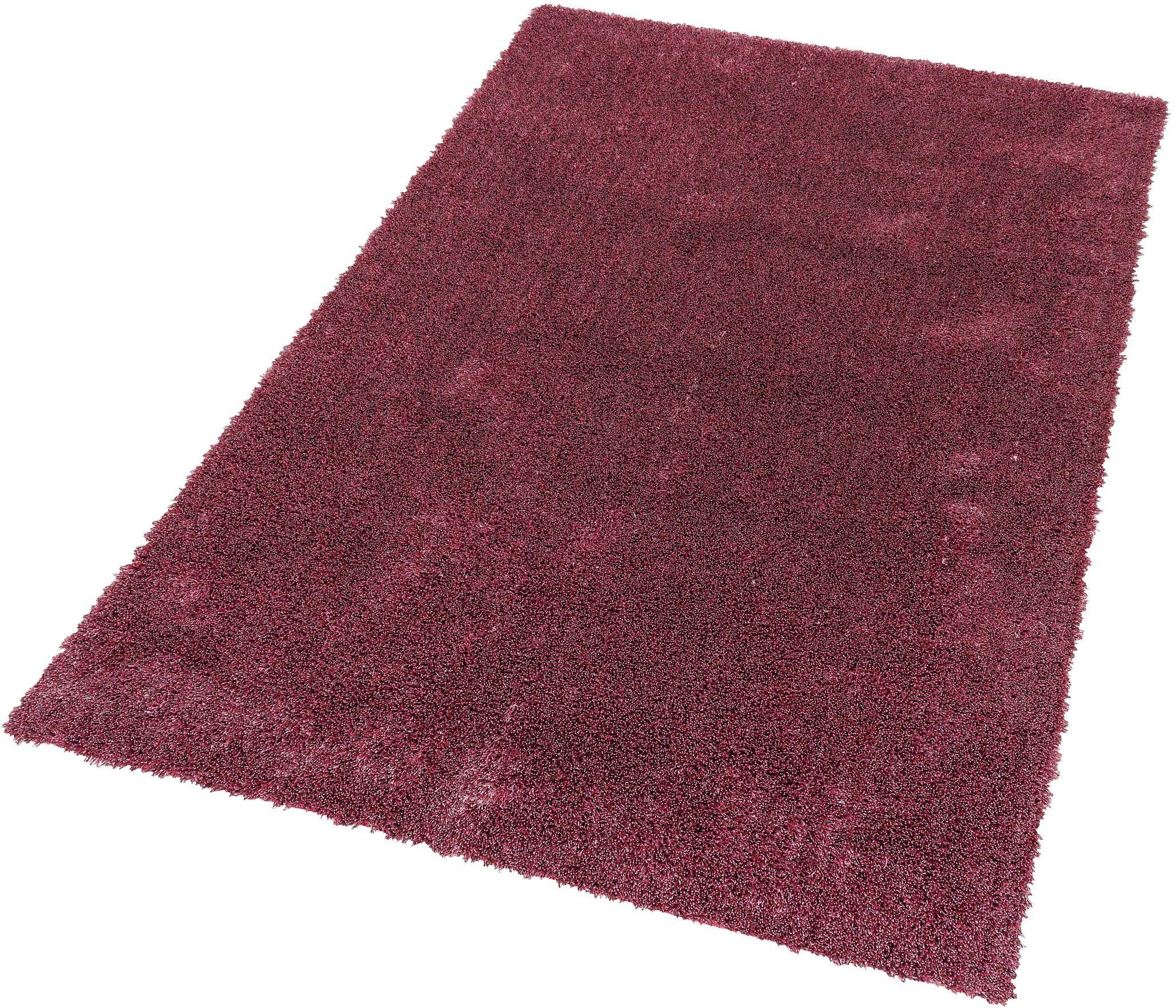 Hochflor-Teppich »New Feeling«, , rechteckig, Höhe 40 mm