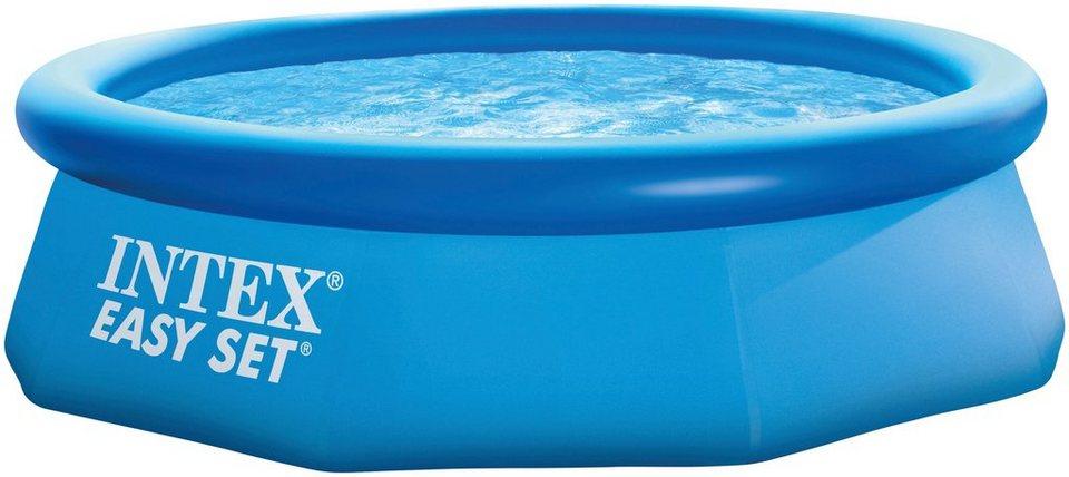 Quick-Up Pool »Easy Pool«, ØxH: 305x76 cm, 2 tlg. in blau