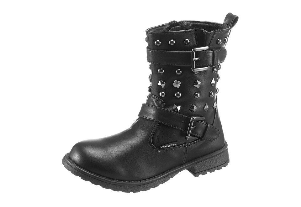 Lico »Susie« Stiefel mit Tex Ausstattung in schwarz