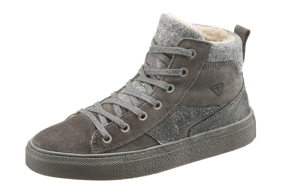 Tamaris Sneaker in anthrazit