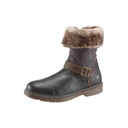 Mustang Shoes Stiefel mit Warmfutter