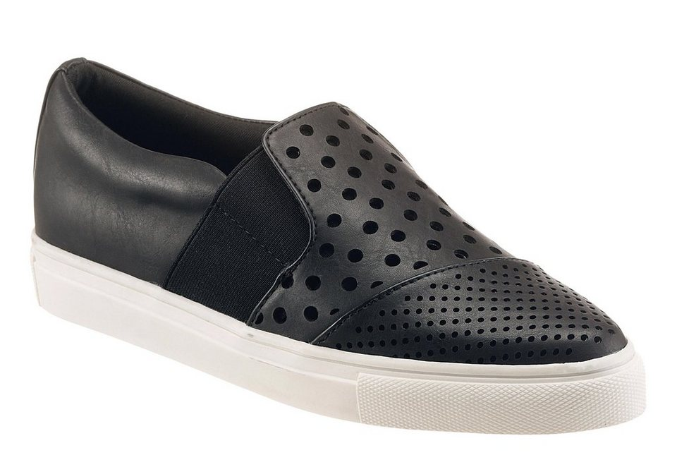Vero Moda Slipper in schwarz