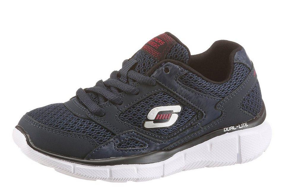 Skechers »Equalizer« Sneaker mit Memory Foam in navy