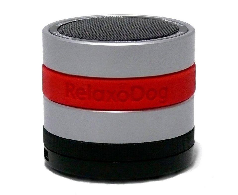 Ultraschallgerät »RelaxoDog®« in silberfarben