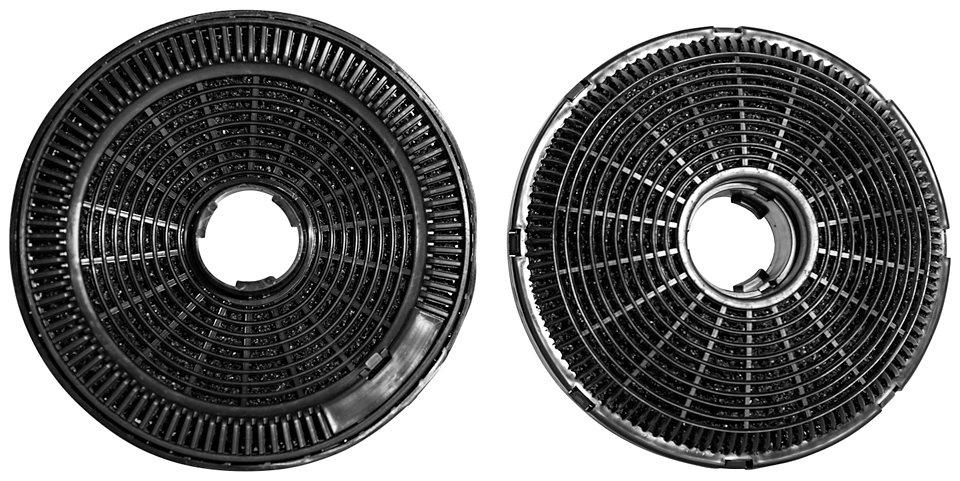 Aktivkohlefilter »AF-110« in schwarz