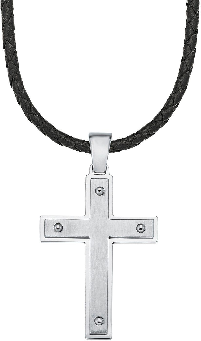 s.Oliver Kette mit Anhänger, »Kreuz, SO1454/1«