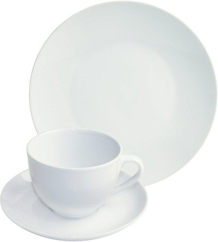 ARTE VIVA Porzellanserie, design I love®, »NOBILE« in weiß