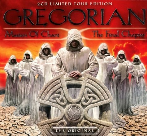 Audio CD »Gregorian: Masters Of Chant X-The Final...«