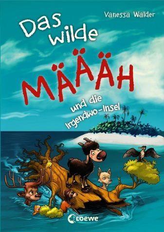 Gebundenes Buch »Das wilde Määäh und die Irgendwo-Insel / Das...«