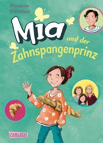 Gebundenes Buch »Mia und der Zahnspangenprinz / Mia Bd.9«