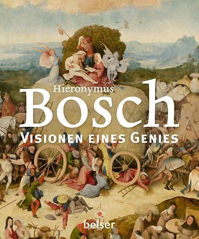 Broschiertes Buch »Hieronymus Bosch«