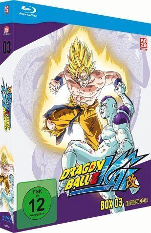 Blu-ray »Dragonball Z Kai - Box 3«