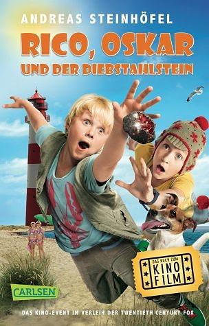 Broschiertes Buch »Rico, Oskar und der Diebstahlstein / Rico &...«