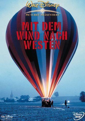 DVD »Mit dem Wind nach Westen«