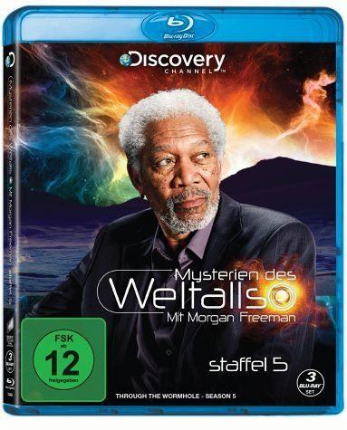 Blu-ray »Mysterien des Weltalls - Mit Morgan Freeman,...«