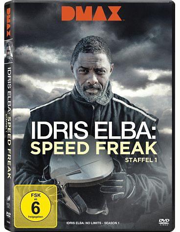 DVD »Idris Elba: Speed Freak - Staffel 1«