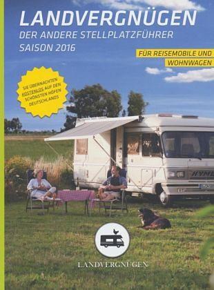 Broschiertes Buch »Landvergnügen 2016«