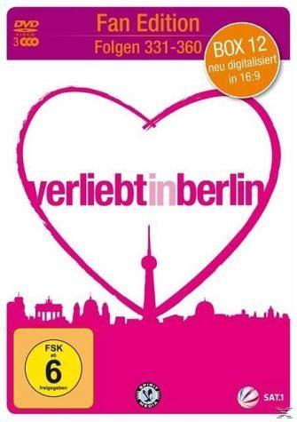 DVD »Verliebt in Berlin - Folgen 331-360 (Fan...«