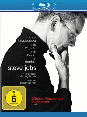 Blu-ray »Steve Jobs«