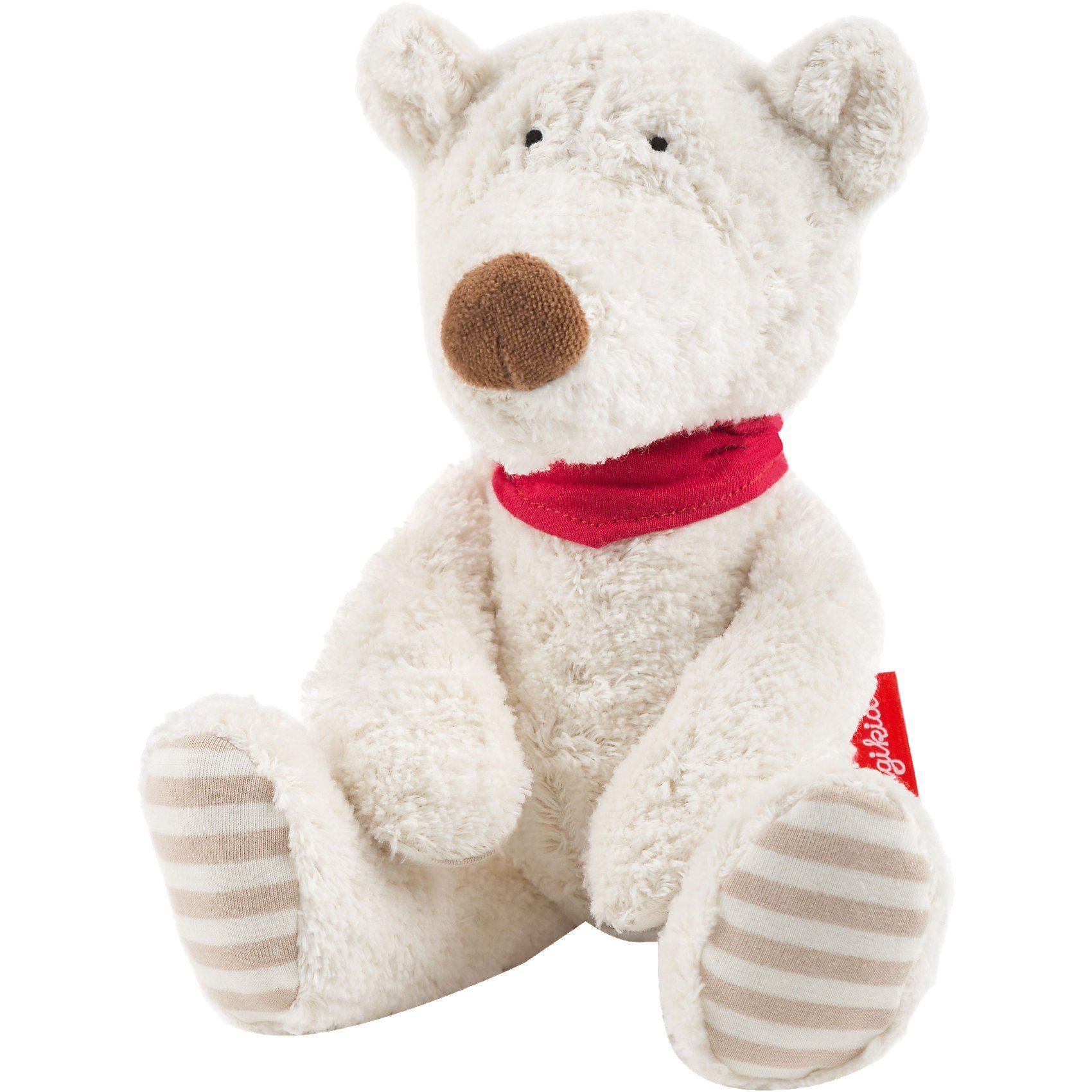 sigikid Spielfigur Bär, Natural Love