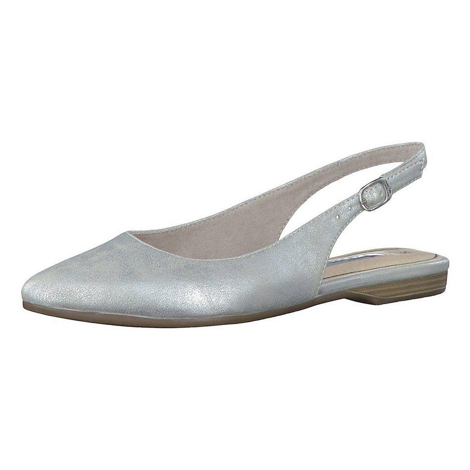Tamaris Iron Ballerinas in silber