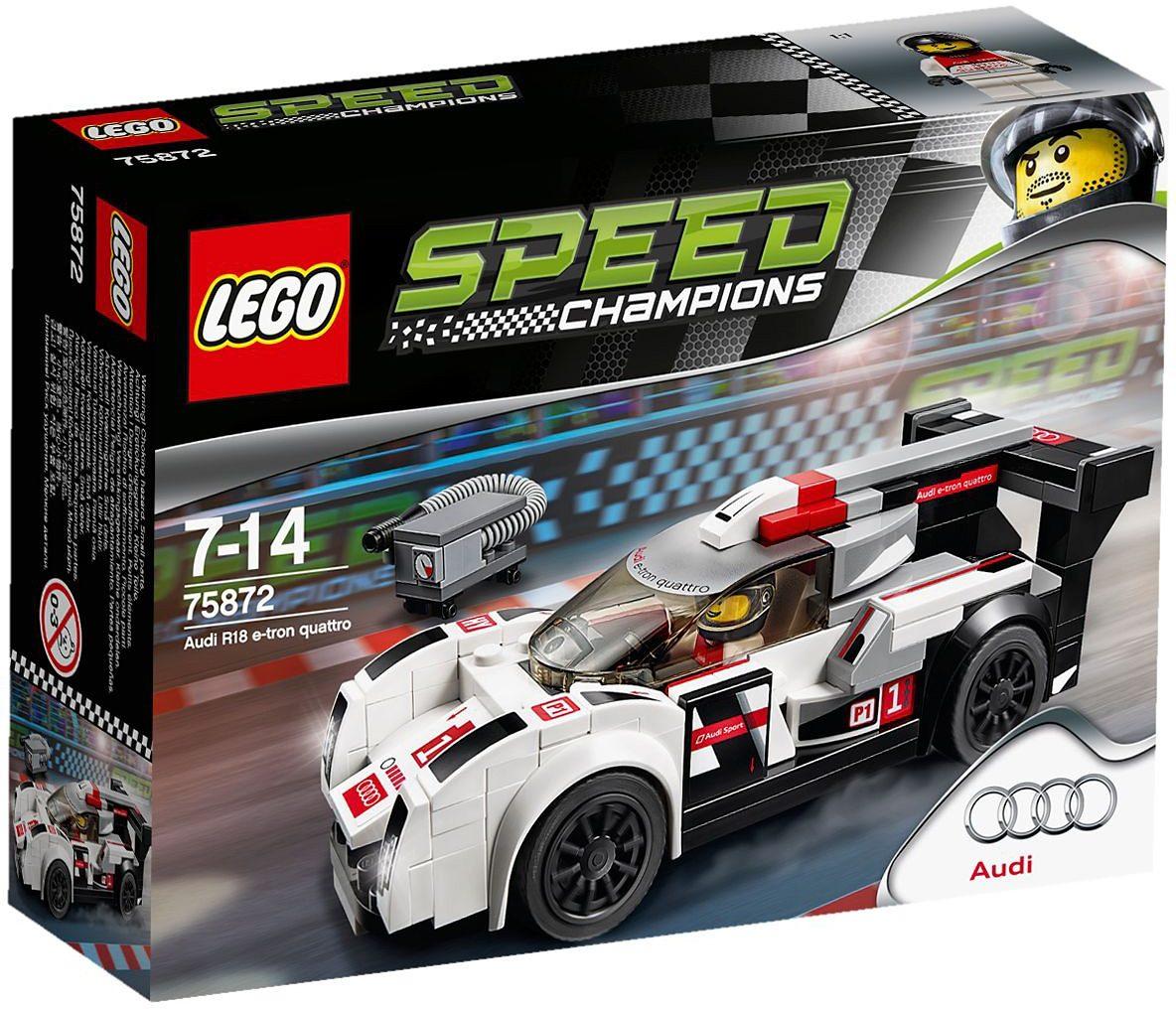 LEGO® Audi R18 e-Tron quattro (75872), »LEGO® Speed Champions«