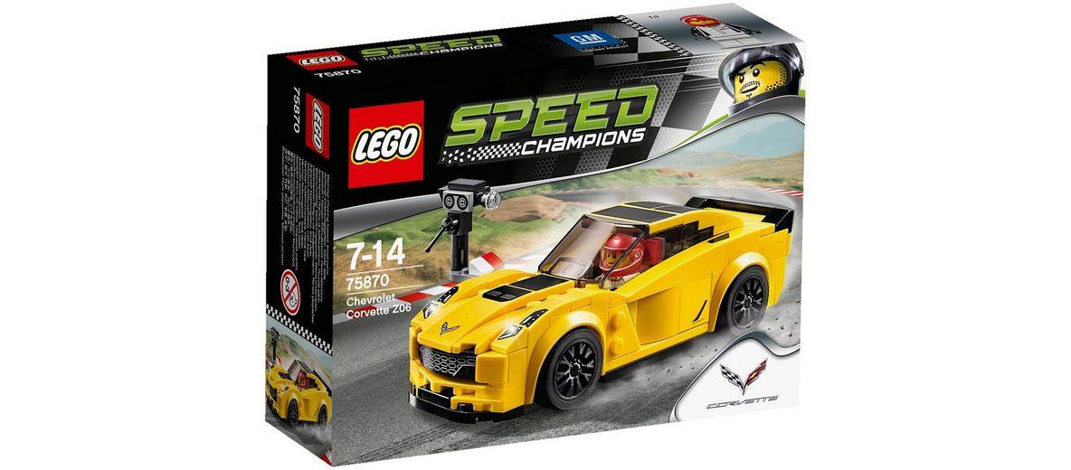 LEGO® Chevrolet Corvette Z06 (75870), »LEGO® Speed Champions«