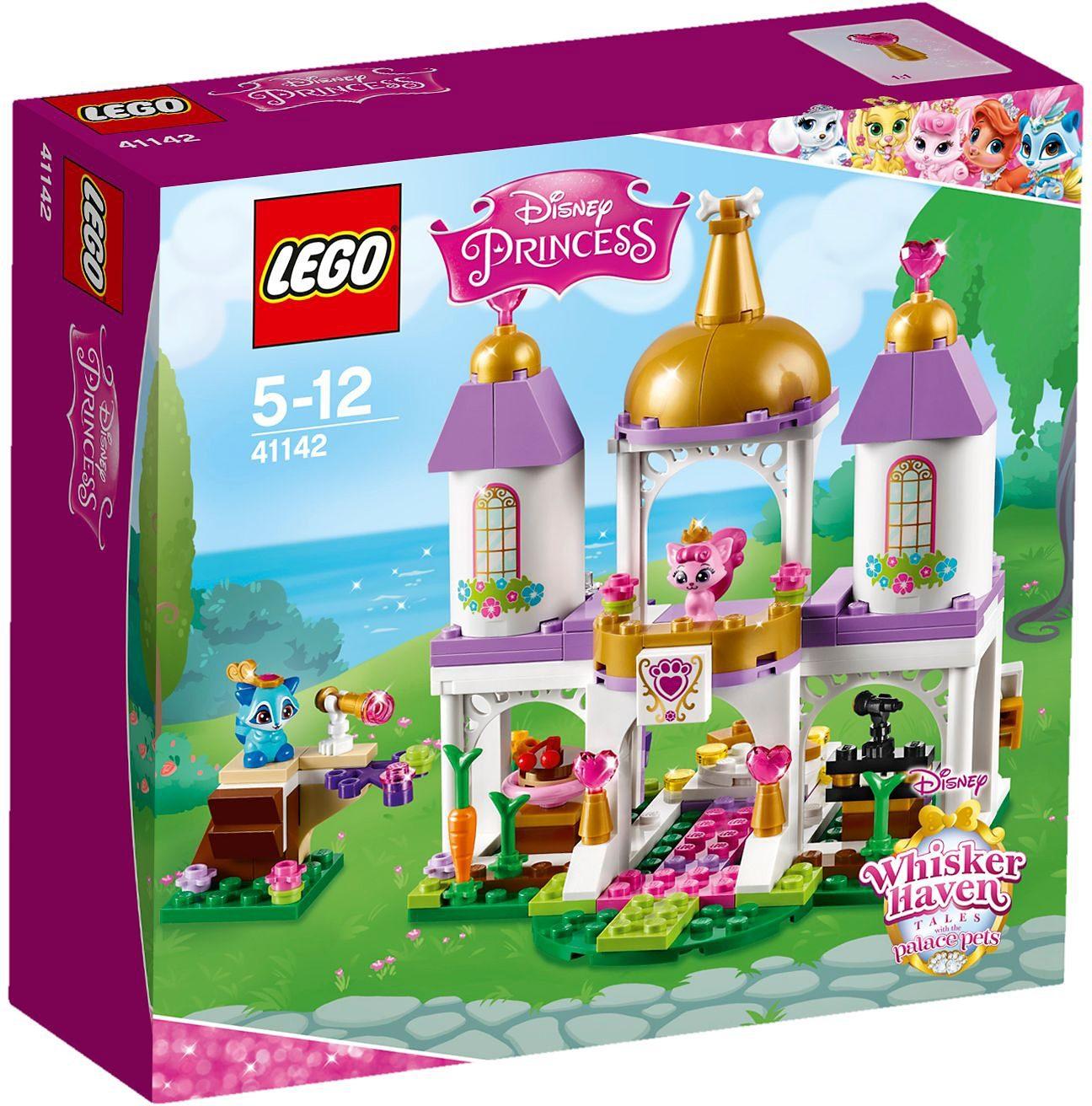 LEGO® Königliches Schloss der Palasttiere (41142), »LEGO® Disney Princess™«