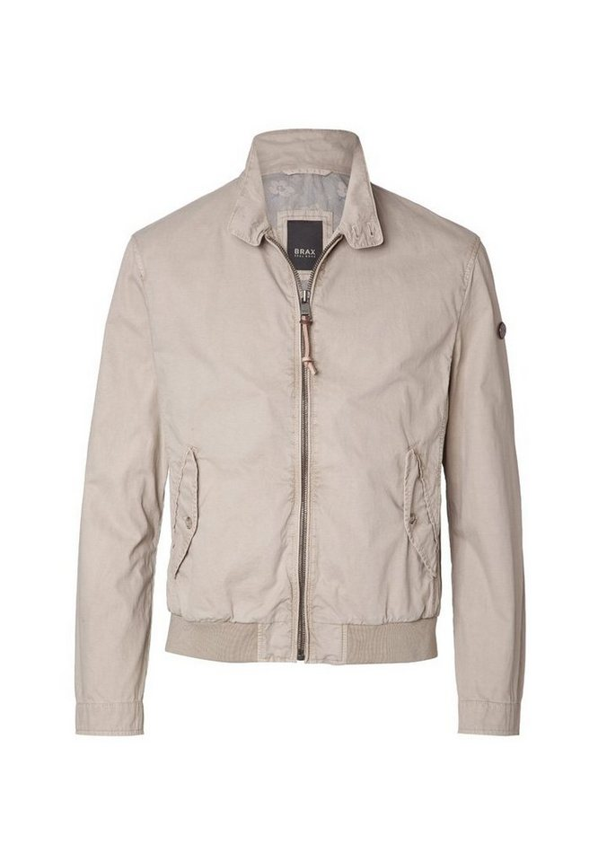 BRAX Jacke »CARRARA« in BEIGE