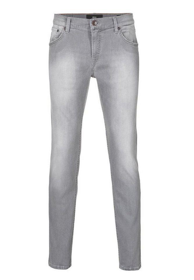 BRAX Jeans »CHUCK« in SILVER