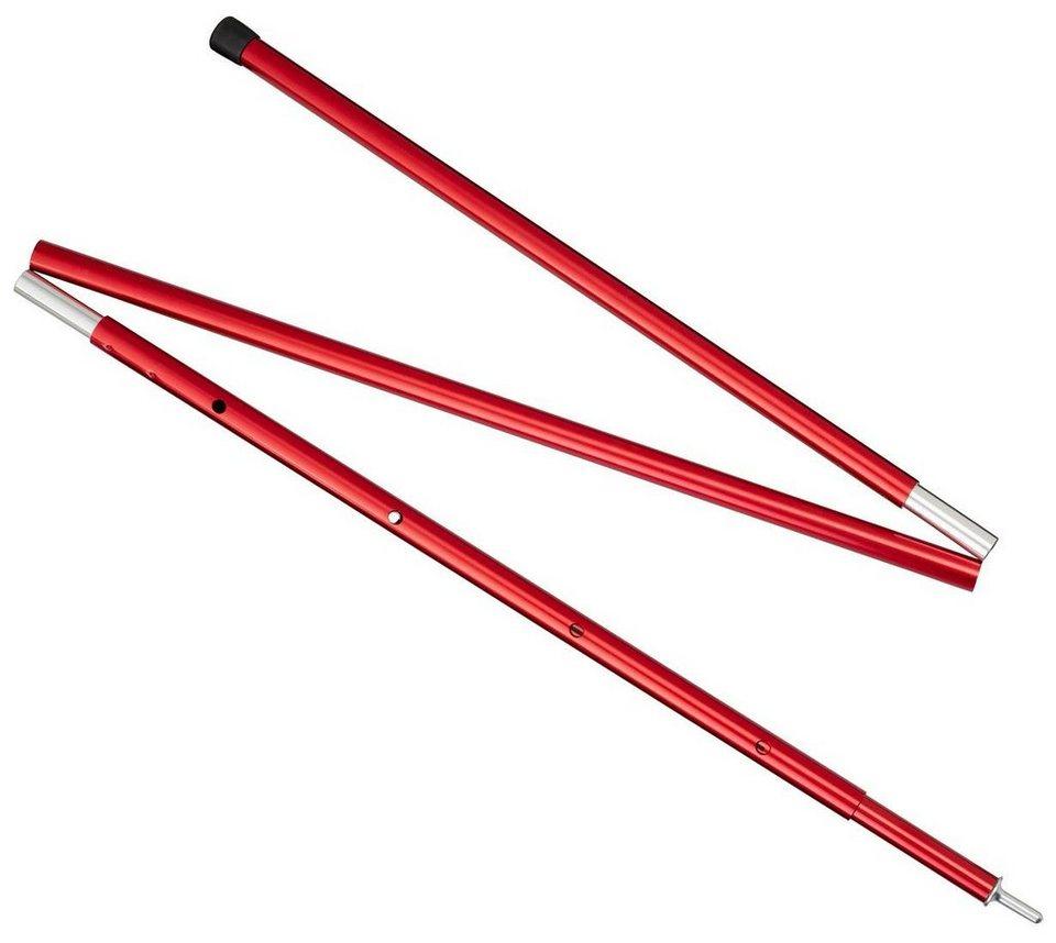 MSR Zeltzubehör »Adjustable Pole 1,5m« in rot