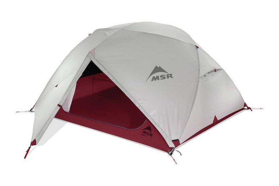 MSR Zelt »Elixir 3 Tent« in grau
