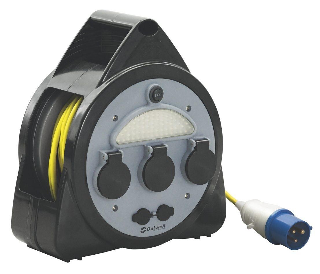 Outwell Küchenbedarf »Mensa Mains 3way Roller Kit with USB/light«