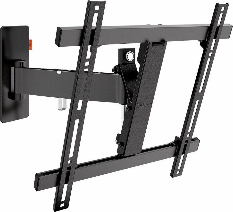 vogel's® TV-Wandhalterung »WALL 2225« schwenkbar, für 81-140 cm (32-55 Zoll) Fernseher, VESA 400x400 in schwarz