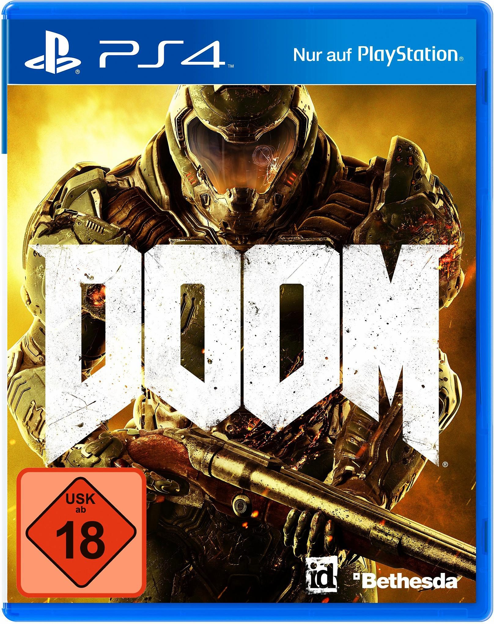 Doom Day One Edition 100% Uncut PlayStation 4