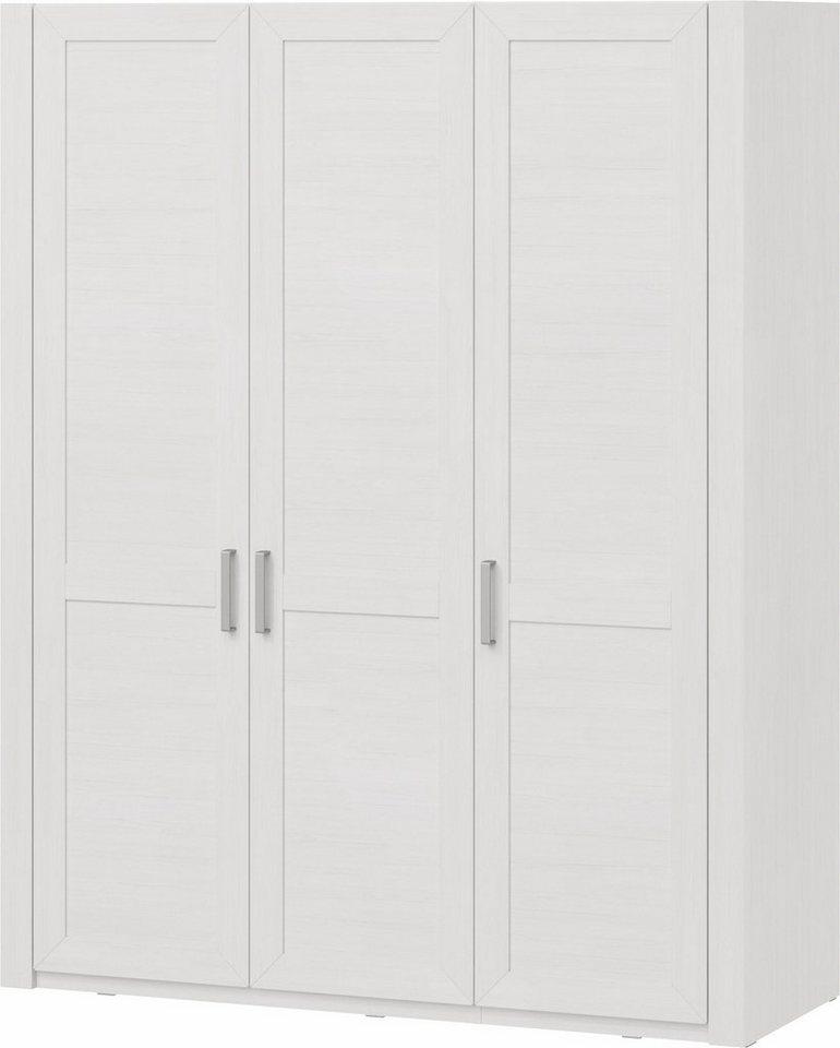 set one by Musterring Kleiderschrank »Oakland« Typ 74, Pino Aurelio, 3-türig im Landhausstil