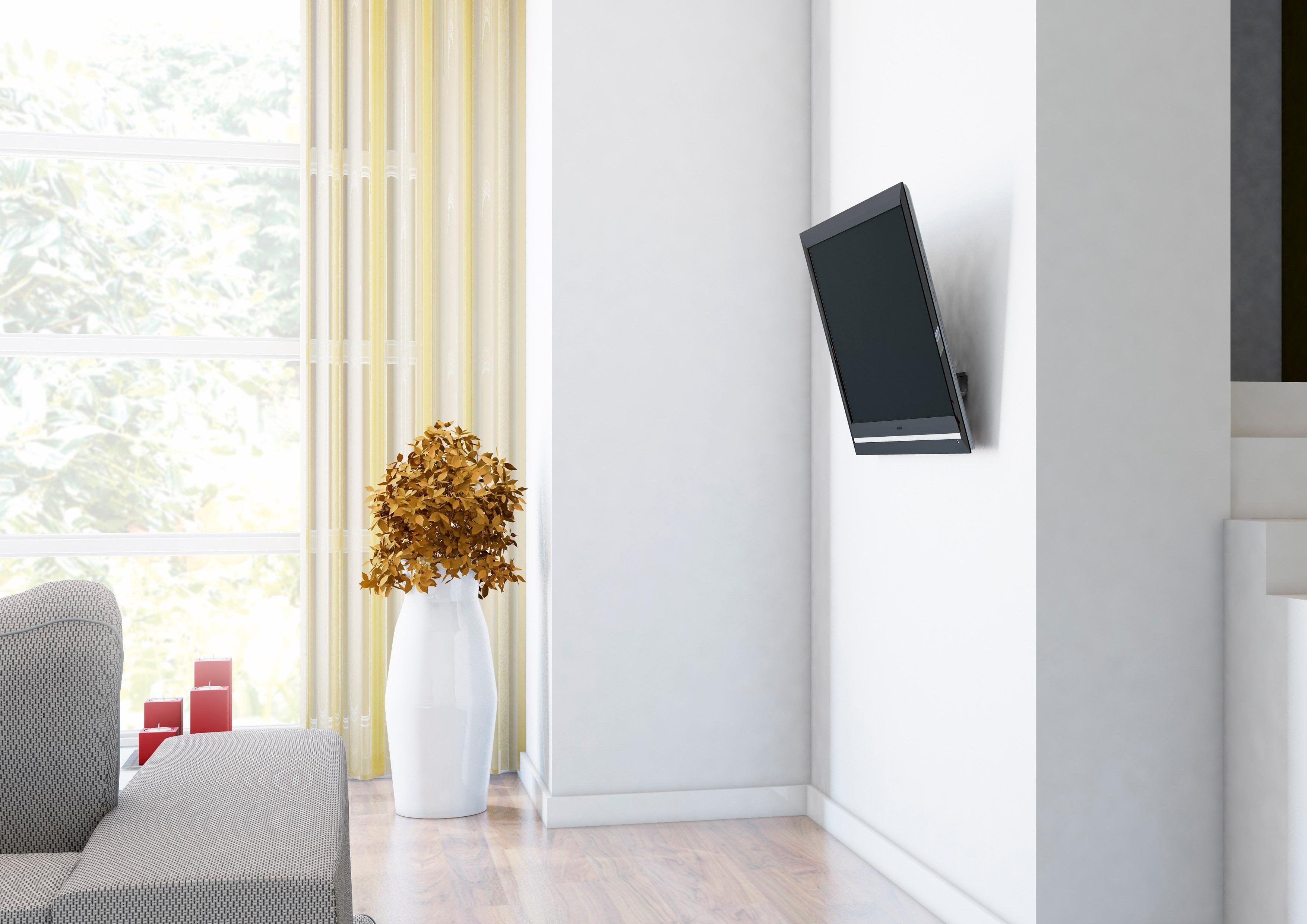 vogel's® TV-Wandhalterung »THIN 315« neigbar, für 102-165 cm (40-65 Zoll) Fernseher, VESA 600x400