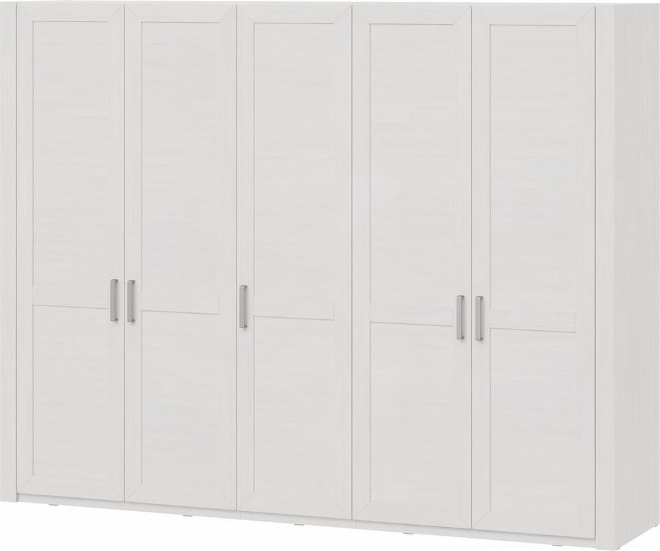 set one by musterring kleiderschrank oakland typ 71 pino aurelio 5 t rig im landhausstil. Black Bedroom Furniture Sets. Home Design Ideas