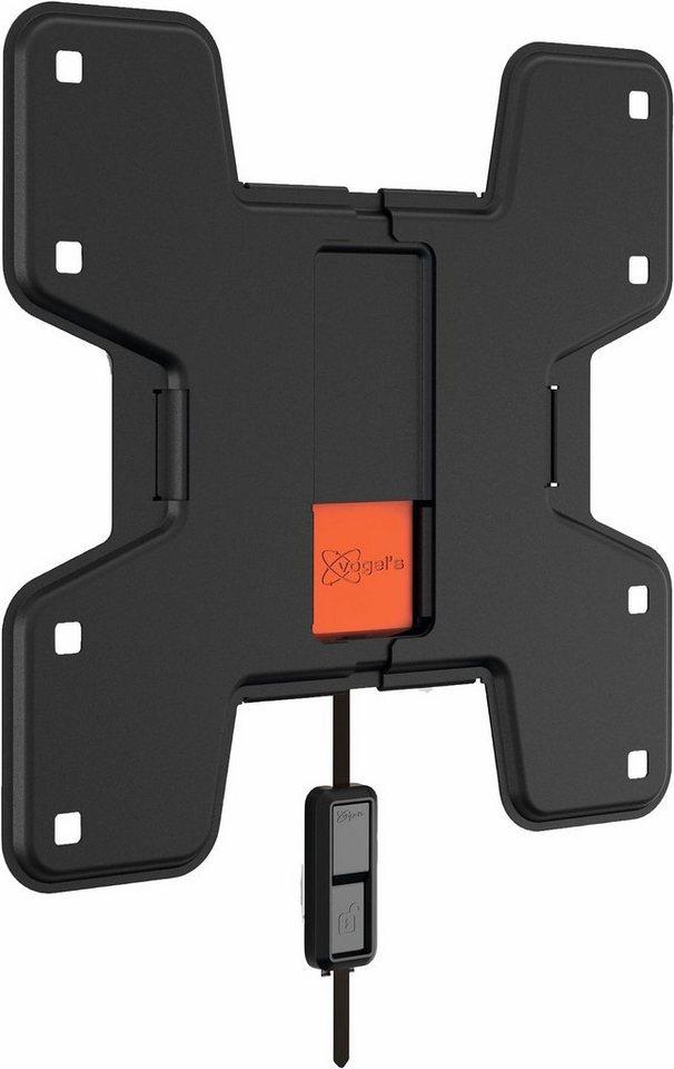 vogel's® TV-Wandhalterung »WALL 2105« starr, für 48-94 cm (19-37 Zoll) Fernseher, VESA 200x200 in schwarz