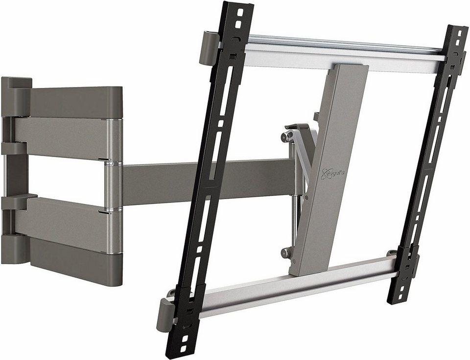 vogel's® TV-Wandhalterung »THIN 245« schwenkbar, für 66-140 cm (26-55 Zoll) Fernseher, VESA 400x400 in silber/anthrazit