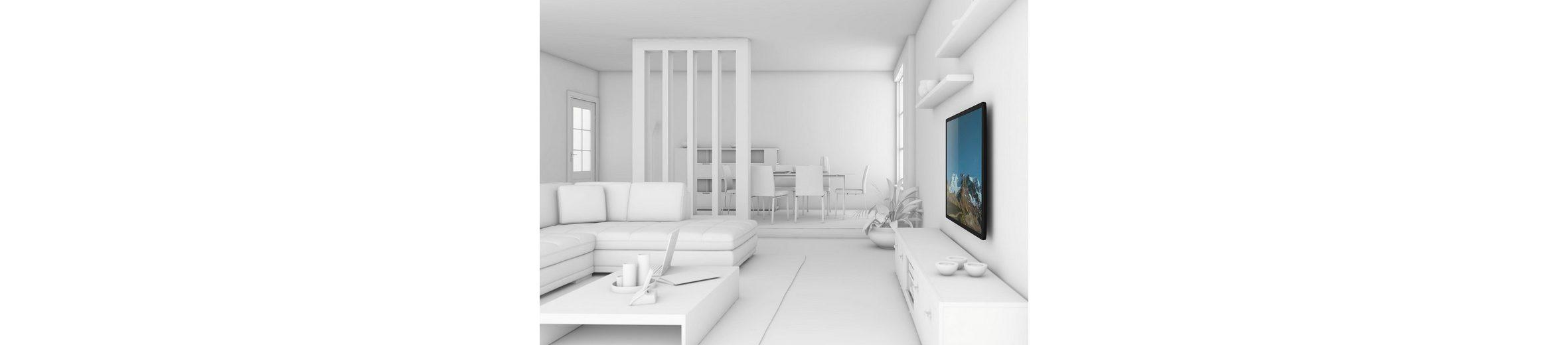 vogel's® TV-Wandhalterung »WALL 2205« starr, für 81-140 cm (32-55 Zoll) Fernseher, VESA 400x400