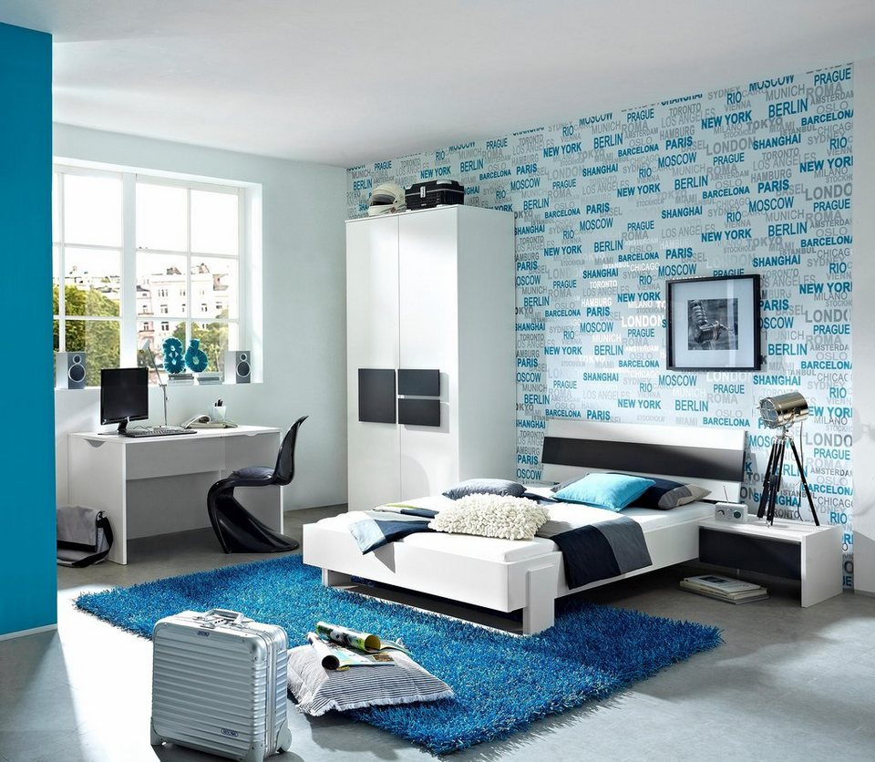 r hr kleiderschrank jugendzimmer hilight 2 oder 3 t rig online kaufen otto. Black Bedroom Furniture Sets. Home Design Ideas