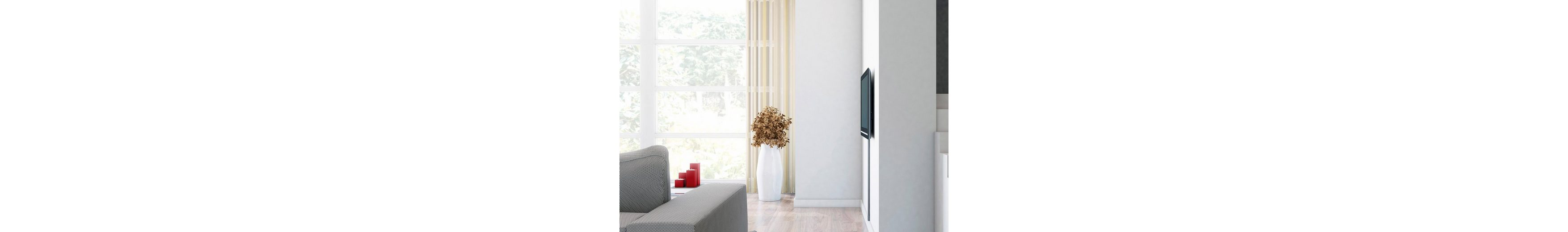 vogel's® TV-Wandhalterung »THIN 305« starr, für 102-165 cm (40-65 Zoll) Fernseher, VESA 600x400