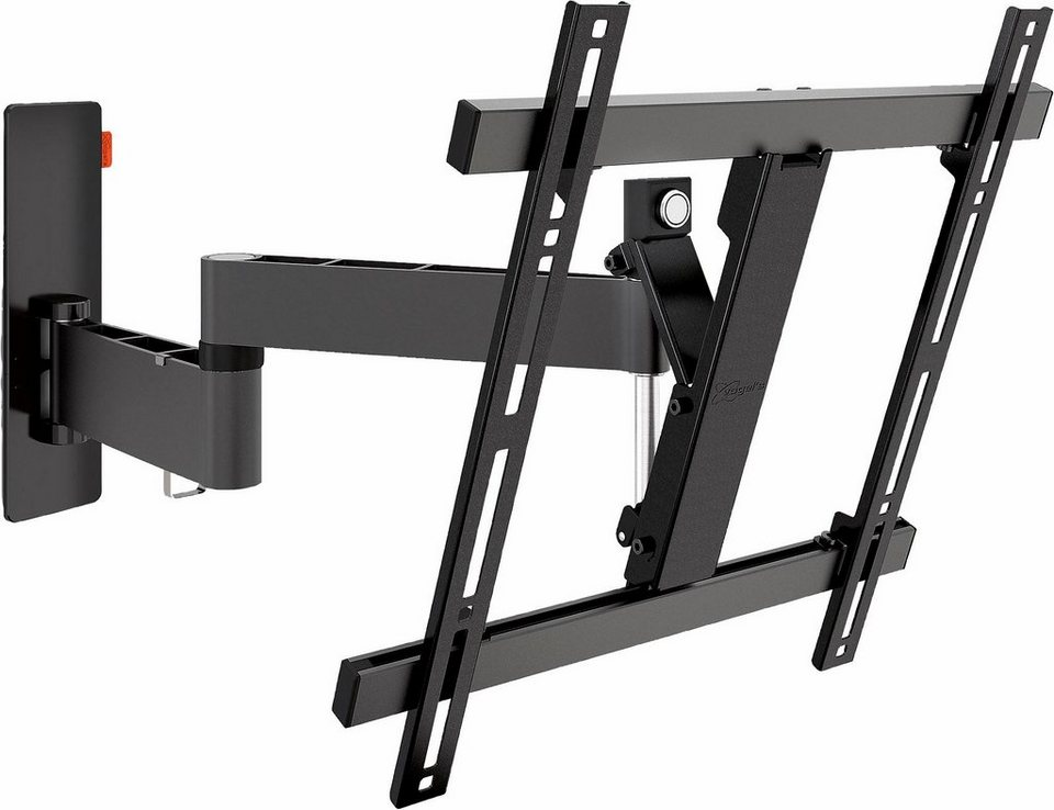 vogel's® TV-Wandhalterung »WALL 2245« schwenkbar, für 81-140 cm (32-55 Zoll) Fernseher, VESA 400x400 in schwarz