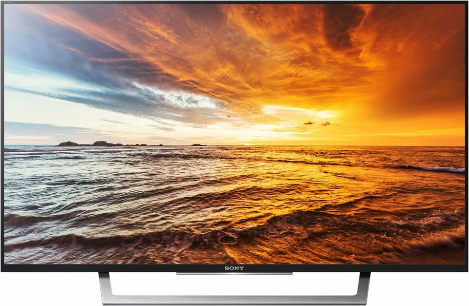 sony kdl 49wd755 led fernseher 123 cm 49 zoll 1080p. Black Bedroom Furniture Sets. Home Design Ideas