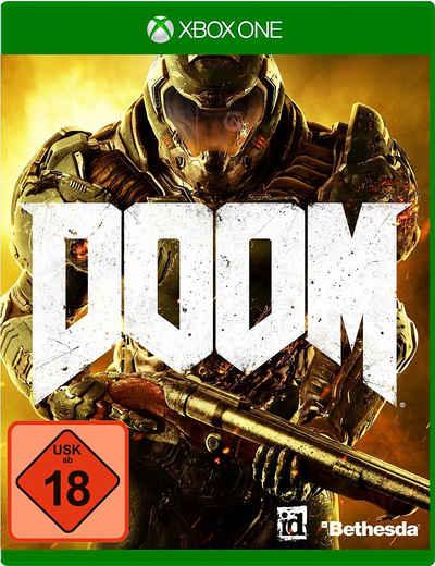 Doom Day One Edition 100% Uncut Xbox Sale Angebote Groß Döbbern