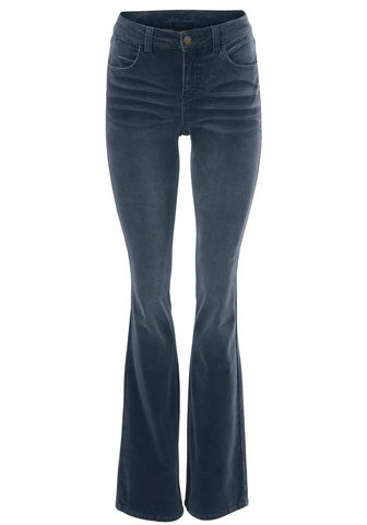 HEINE CASUAL kelnės Alwa iš Feincord