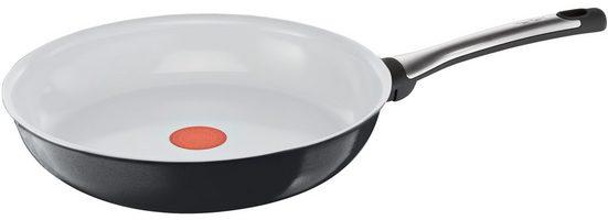 Tefal Bratpfanne »TALENT Keramik«, Aluminium (1-tlg), Induktion, THERMO-SPOT®